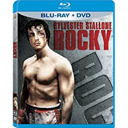 Rocky (Two-Disc Blu-ray/DVD Combo in Blu-ray Packaging)