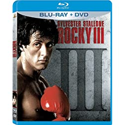 Rocky III (Two-Disc Blu-ray/DVD Combo)