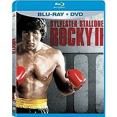 Rocky II (Two-Disc Blu-ray/DVD Combo)