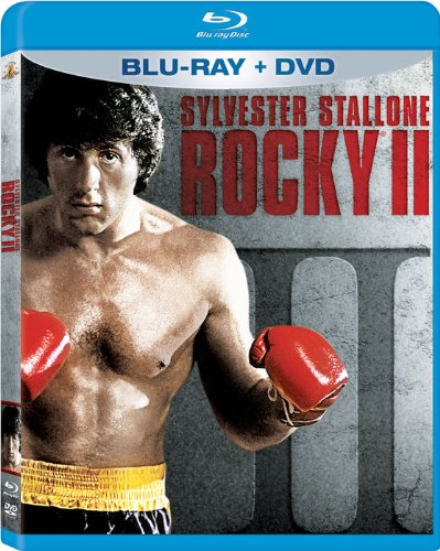 Rocky II (Two-Disc Blu-ray/DVD Combo)