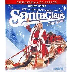 Santa Claus: The Movie (25th Anniversary Edition) [Blu-ray]