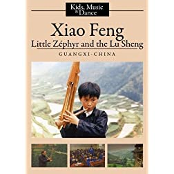 Xiao Feng: Little Zephyr and the Lu Sheng (K-12/Public Library/Community Group)