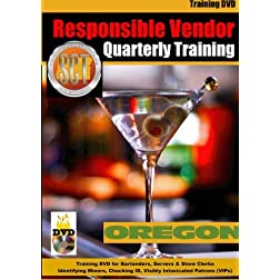 Quarterly Responsible Vendor Training