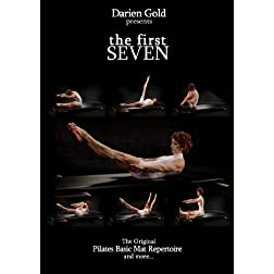 Darien Gold presents THE FIRST SEVEN Basic Pilates Mat Repertoire Exercises