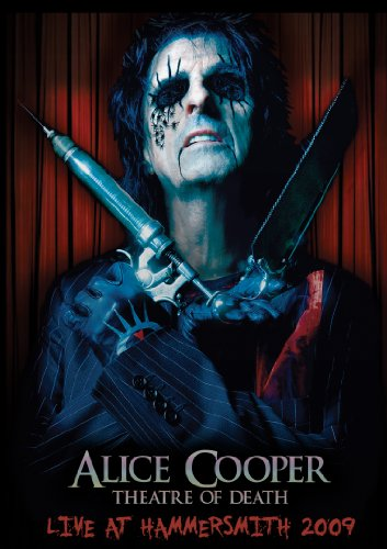 Alice Cooper - Theatre Of Death-Live At Hammersmith 2009 (DVD W/Bonus CD)