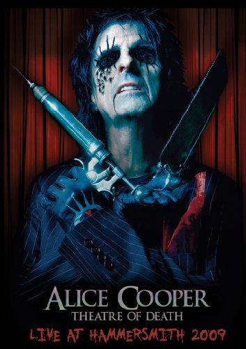 Alice Cooper - Theatre Of Death-Live At Hammersmith 2009 (DVD W/Bonus CD)