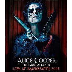 Alice Cooper - Theatre Of Death-Live At Hammersmith 2009 (Blu-ray W/Bonus CD)