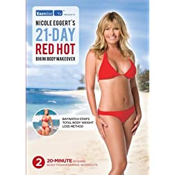 21 Day Red Hot Bikini Body Makeover