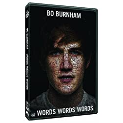 Bo Burnham: Words Words Words