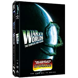 War of the Worlds: The Complete Series