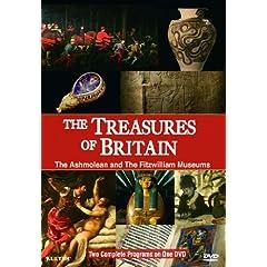 Treasures of Britain: Ashmolean & Fitzwilliam
