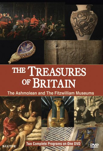 Treasures of Britain: Ashmolean & Fitzwilliam