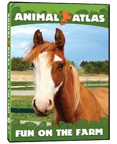 Animal Atlas: Fun on the Farm