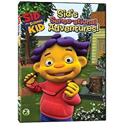 Sid the Science Kid: Sense-Ational Adventures