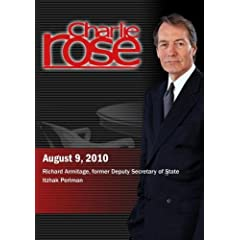 Charlie Rose (August 9, 2010)