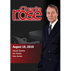 Charlie Rose (August 10, 2010)