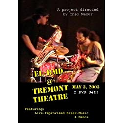 EL-BMD @ Tremont Theatre: May 3, 2003