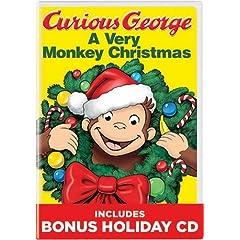 Very Monkey Christmas