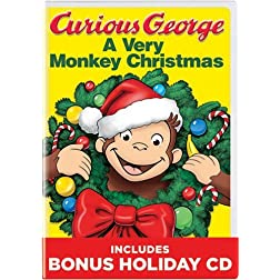 Very Monkey Christmas