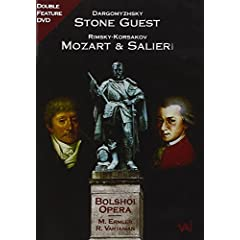 The Stone Guest (Dargomyzhsky)/Mozart & Saleri (Rimsky-Korsakov)