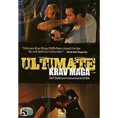 Ultimate Krav Maga 5 DVD Box Set (Beginner to Intermediate) - Combatives, Self Defense, Fighting and Weapons