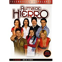 Alma De Hierro (4pc) (Full Sub)