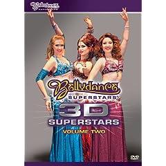 Bellydance Superstars- 3D Superstars Vol. 2