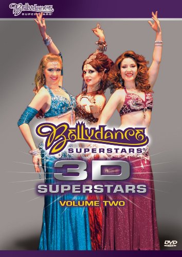 Bellydance Superstars- 3D Superstars Vol. 2
