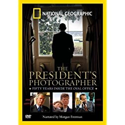 The President's Photographer: 50 Years Inside the Oval