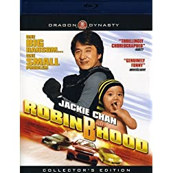 Robin-B-Hood [Blu-Ray]