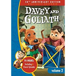 Davey and Goliath:  Volume 2