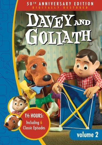 Davey and Goliath Vol. 2: 50th Anniversary Edition