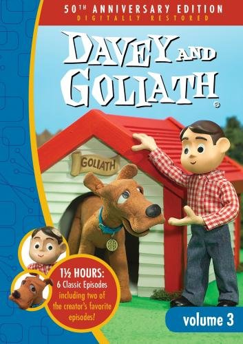 Davey and Goliath:  Volume 3