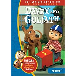 Davey and Goliath:  Volume 1