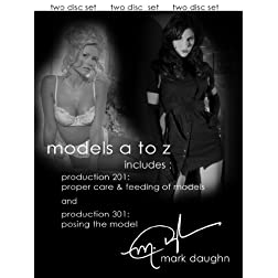 Mark Daughn Production: Glamour Models A to Z