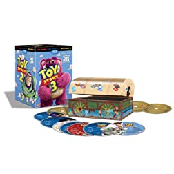 Toy Story Trilogy (10-Disc Blu-ray/DVD Combo + Digital Copy)