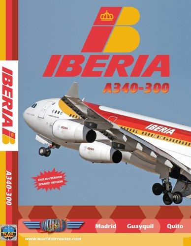 Iberia Airbus A340-300