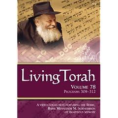 Living Torah Volume 78 Programs 309-312
