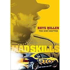 Mad Skills - Rhys Millen Is The Kiwi Drifter