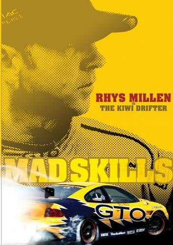 Mad Skills - Rhys Millen Is The Kiwi Drifter