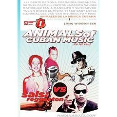 Animals of Cuban Music / Animales de la M�sica Cubana