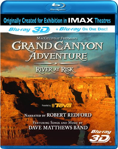 IMAX: Grand Canyon Adventure: River at Risk (Blu-ray 3D Version)