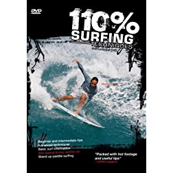 110% Surfing Techniques Volume 1 NTSC