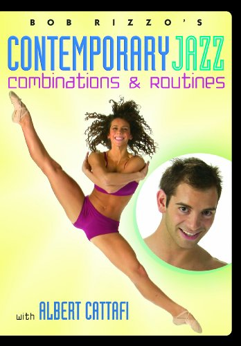Bob Rizzo: Contemporary Jazz Dance with Albert Cattafi