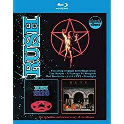 Rush- 2112+Moving Pictures Classic Album [Blu-ray]