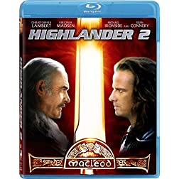 Highlander 2 [Blu-ray]