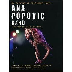 Popovic, Ana - An Evening At Trasimeno Lake: Live From The Heart Of Italy