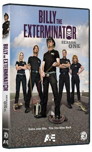 Billy the Exterminator: Season 1