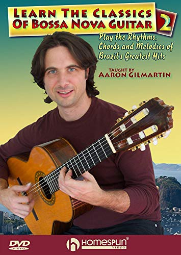 Learn The Classics of Bossa Nova Guitar #2