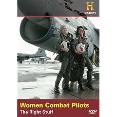 Women Combat Pilots: The Right Stuff